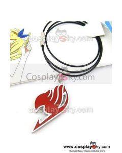 Fairy Tail Guild Logo Emblem Necklace Alloy