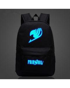 Fairy Tail Natsu Magic Guild luminous Logo  SchoolBag Backpack