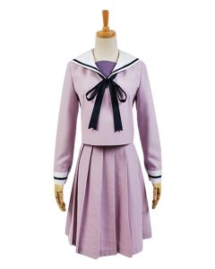 Fantasy Manga Noragami Hiyori Iki Uniform Cosplay Costume