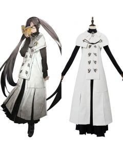 Fate/Grand Order Akuta Hinako Cosplay Costume