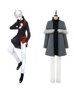 Fate Grand Order Cosmos in the lostbelt Kadoc Zemlupus Suit Cosplay Costume