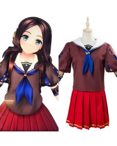 Fate/Grand Order Da Vinci Lily Cosplay Costume