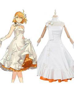 Fate/Grand Order Orchestra Project Fujimaru Ritsuka Cosplay Costume Female
