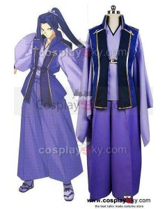 Fate/stay night Assassin Kimono Outfit Cosplay Costume