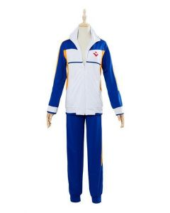 Free Iwatobi Dive to the Future Hidaka University Nanase Haruka College Uniform