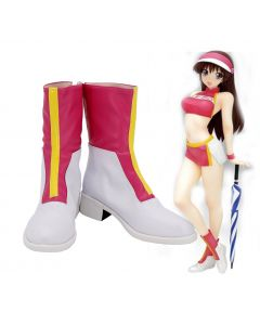 Future GPX Cyber Formula Asuka  Cosplay Shoes