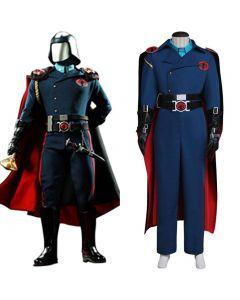 G.I. JoeThe Rise of Cobra Cobra Commander Cosplay Costume