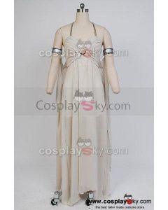 Game of Thrones Daenerys Targaryen Mother of Dragons Greek Style Dress Costume