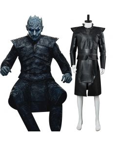 Game of Thrones Season 8-Night¡®s King Cosplay Costume