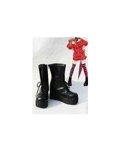 Gintama Kagura Cosplay  Boots Shoes