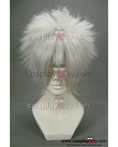 Gintama Sakata Gintoki Cosplay Wig