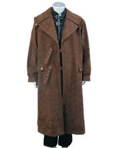 Harry Potter Alastor Moody Mad-Eye Trench Coat Vest Costume