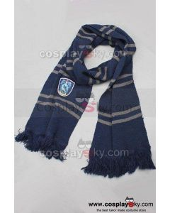 Harry Potter Ravenclaw Thicken Wool Blend Scarf