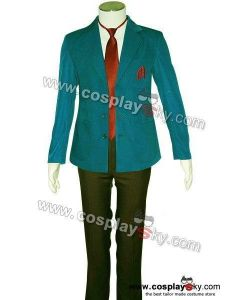Haruhi Suzumiya Boy Uniform Kyon Cosplay Costume