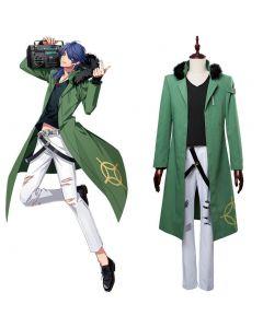 Hypnosismic Division Rap Battle DRB Arisugawa Dice Cosplay Costume