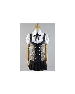 Inu x Boku SS Roromiya Karuta Cosplay Costume School Uniform A