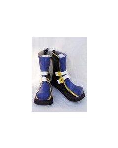 It's a Wonderful World Sakuraba Neku Cosplay Boots Custom Made