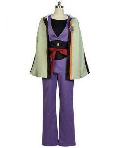 Kabaneri of the Iron Fortress Ikoma Kimono Uniform Cosplay Costume