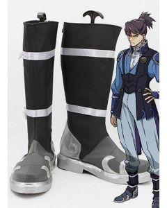 Kabaneri of the Iron Fortress Kurusu Boots Cosplay Shoes