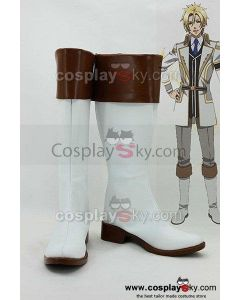 Kamigami no Asobi: Ludere deorum Apollon Agana Berea Cosplay Boots Shoes
