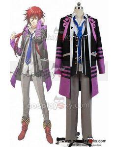 Kamigami no Asobi: Ludere deorum Loki Laevatein Cosplay Uniform Costume