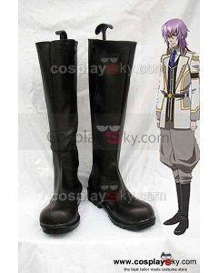 Kamigami no Asobi: Ludere deorum Tsukito Totsuka Cosplay Boots Shoes