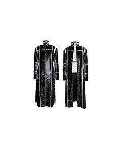 Katekyo Hitman Reborn! Byakuran & Rokuchoka Long Coat Cosplay Costume