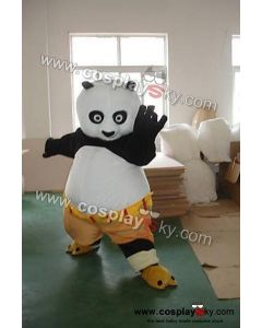 Kung Fu Panda Po Mascot Costume Adult Size