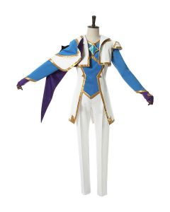 LOL League of Legends Star Guardian Ezreal Outfit Cosplay Costume