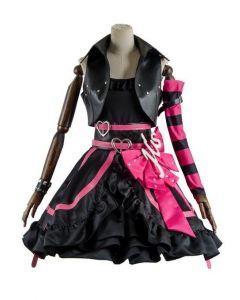 Love Live Lovelive Initial D School Idol Stage Nico Yazawa Dress Cosplay Costume
