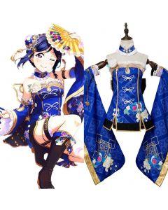 LoveLive Aqours China Dress Ver Kanan Matsuura Cosplay Costume