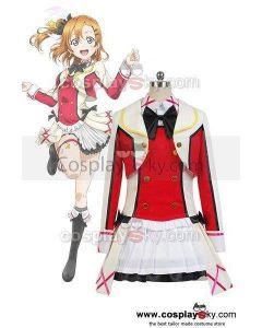 LoveLive! Honoka Kosaka Uniform Dress Cosplay Costume