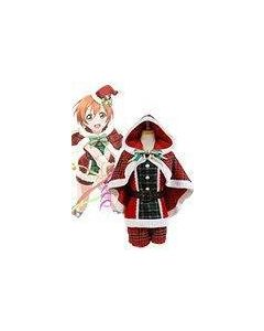 LoveLive! Rin Hoshizora Christmas Uniform Cosplay Costume