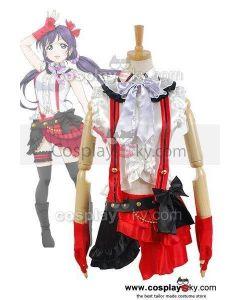 LoveLive! School Idol Festival Nozomi Tojo Dress Costume Cosplay