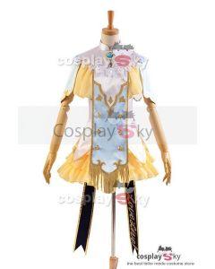 LoveLive! SR Cards Angel Nico Yazawa Cosplay Costume
