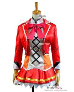 LoveLive! Sunny Day Song Honoka K saka Cosplay Costume