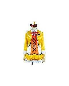 LoveLive! Sunny Day Song Rin Hoshizora Cosplay Costume