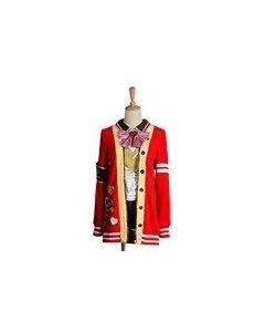LoveLive! Valentine's Day Eli Ayase Uniform Cosplay Costume