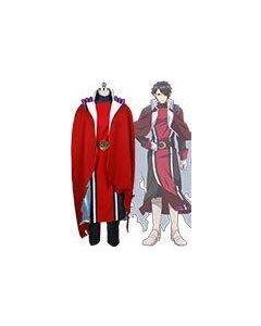 Makai  ji: Devils and Realist Dantalion Cosplay Costume