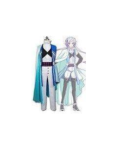 Makai  ji: Devils and Realist Fallen Angel Sytry Cosplay Costume