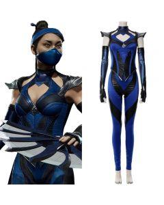 Mortal Kombat 11 kitana Cospaly Costume