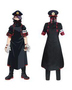 My Hero Academia Boku no Hero Season 3 Seiji Shishikura Cosplay Costume