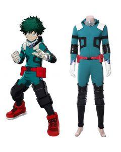 My Hero Academia Midoriya Izuku Fighting Cosplay Costume