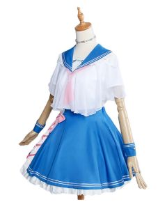 My Hero Academia Tsuyu Asui Doujin Sailor Suit boku no hero academia Cosplay Costume