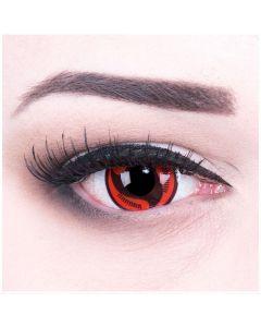 Naruto Sharingan Cosplay Cosmetic Contact Lense Ver. B