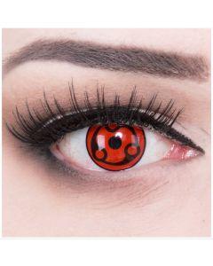 Naruto Sharingan Cosplay Cosmetic Contact Lense