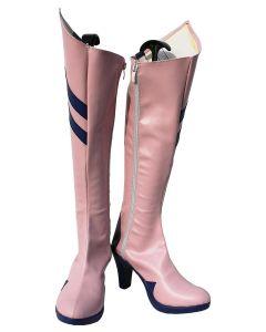 Neon Genesis Evangelion Eva Asuka Cosplay Boots Shoes