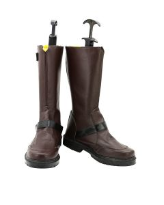 Noragami Yato PU Boots Cosplay Shoes