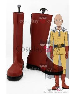 One-Punch Man Saitama Cosplay Shoes