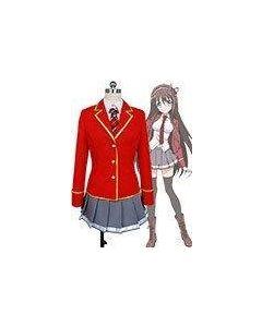 Ore no N nai Sentakushi ga, Gakuen Love Come o Zenryoku de Jama Shiteiru  ka Y  ji Cosplay Costume